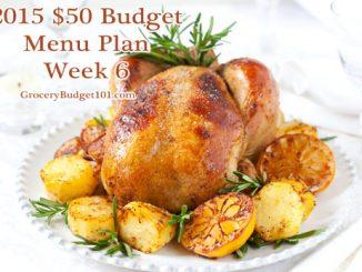 2015 50 budget menu plan week 6 attachment