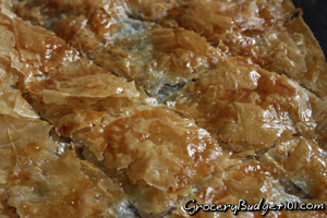 Make Your Own Baklava