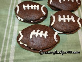 Game Day Football Whoopie Pies