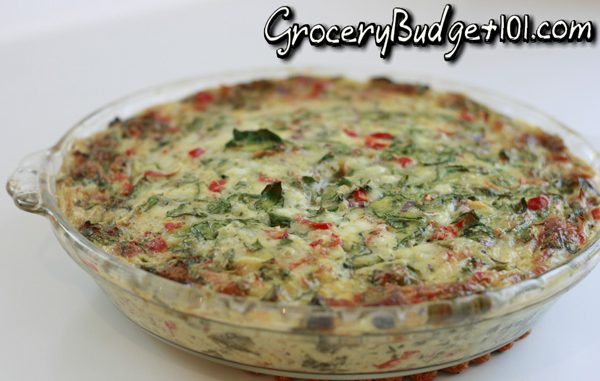 Italian Spinach Pie