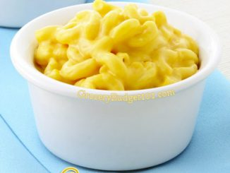 6 minute creamy mac n cheese attachment