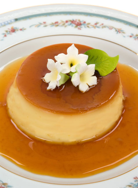 baked-flan