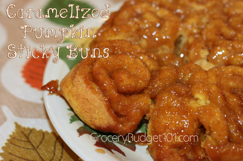 caramelized-pumpkin-sticky-buns
