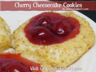 cherry cheesecake cookies attachment