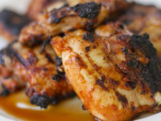Chipotle Apricot Chicken