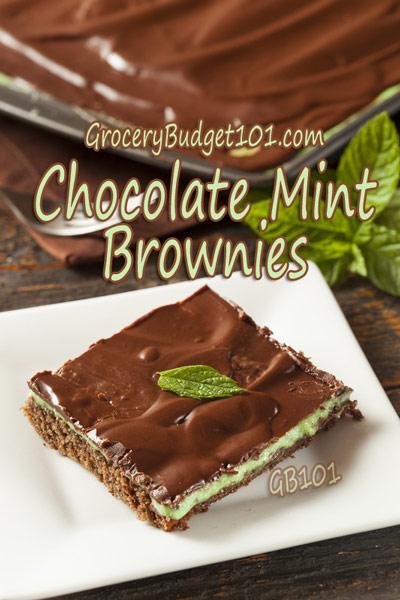 chocolate-mint-brownies