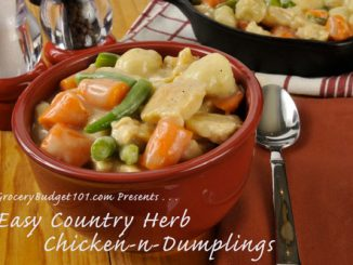 country herb chicken n dumplings attachment