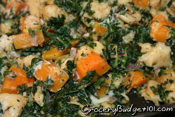 creamy-butternut-squash-spinach-gnocchi