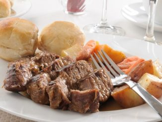 crockpot roast beef all in one attachment