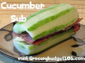 cucumber subs attachment