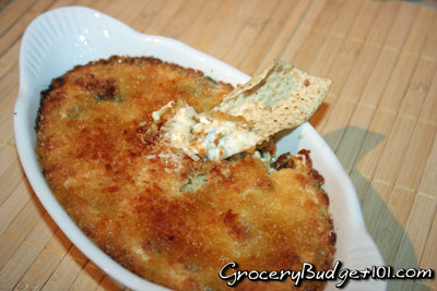 Deconstructed Jalapeno Popper Dip