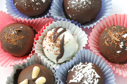 delectable-homemade-truffles