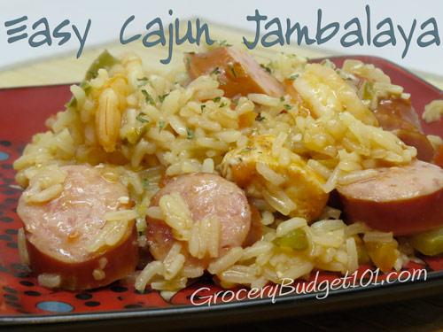 easy-cajun-jambalaya