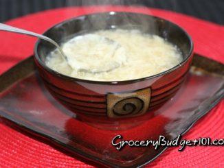 egg drop soup restaurant style attachment