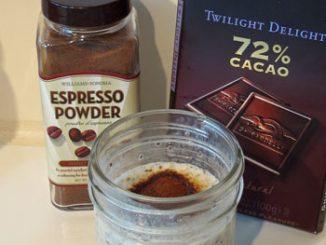 espresso refrigerator oatmeal attachment