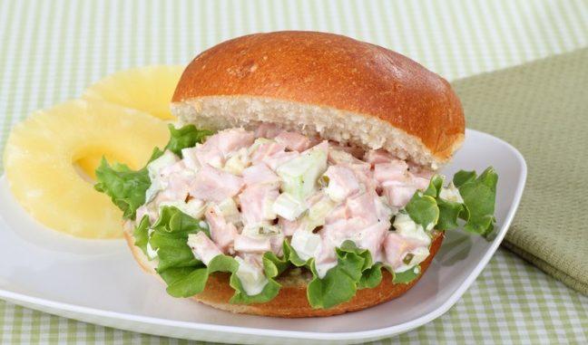 Favorite Ham Salad
