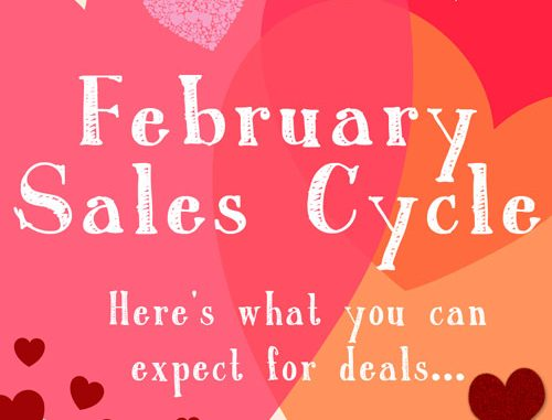 February Sales Cycles