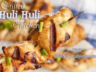 grilled huli huli chicken attachment