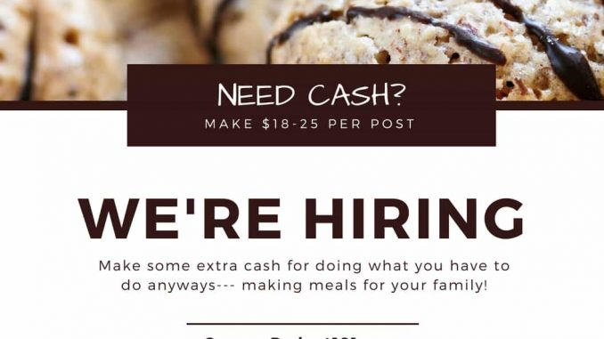 GroceryBudget101 is Hiring!