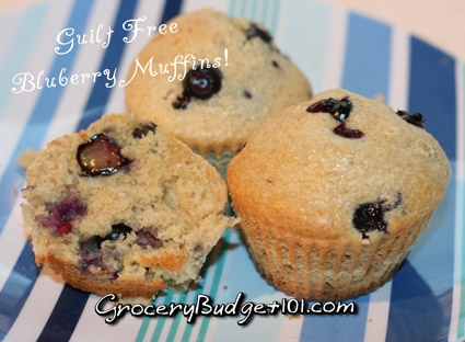 guilt-free-blueberry-muffins