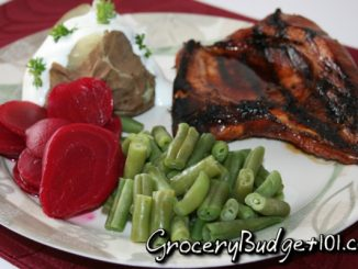 marinated spicy pork chops attachment