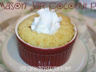 mason jar coconut pie attachment