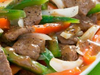 pepper steak attachment