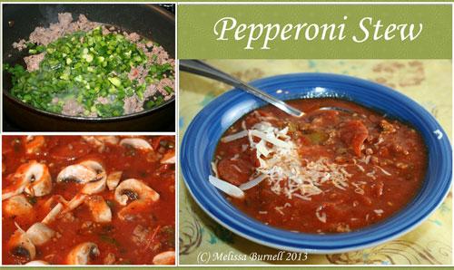 pepperoni-mushroom-stew