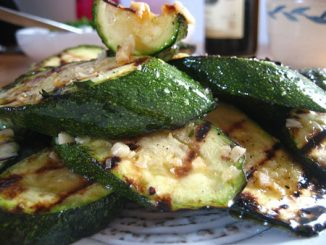 perfect grilled zucchini attachment