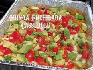 quinoa enchilada casserole attachment