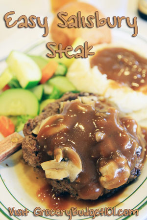 salisbury-steak-gravy