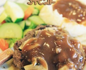 Salisbury Steak & Gravy