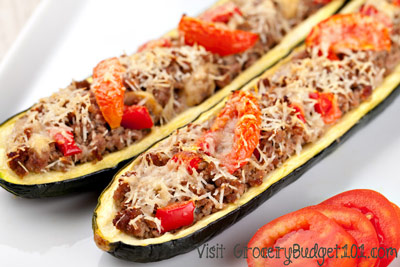 sausage-stuffed-grilled-zucchini-boats