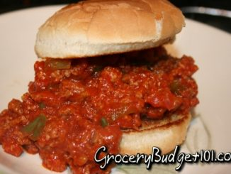 sloppy joes attachment