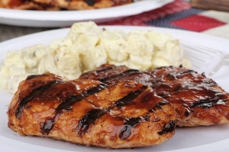 unbelievably-easy-sweet-sour-grilled-chicken