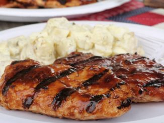 unbelievably easy sweet sour grilled chicken attachment