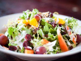 winter fruit salad with lemon poppyseed dressing attachment